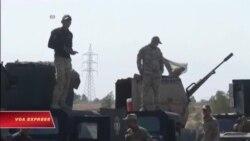 Lực lượng Iraq tiến vào thành phố Fallujah do IS kiểm soát