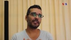 """""""As eleições estão completamente viciadas"""", afirma Luaty Beirão em evento literário em Paraty"""