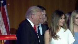 Chiến thắng của ông Trump gây chấn động thế giới