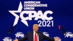 """特朗普暗示或將再度參選總統 共和黨依舊是""""特朗普黨""""?"""