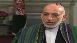 Karzai: 'Hükümetin İşine Asla Karışmam'