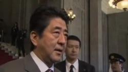 日本众议院批准安倍晋三继任首相