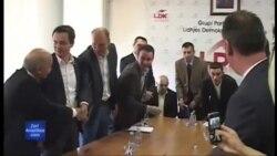 Kosovë, Reagime pas shtyrjes së seancës së parlamentit