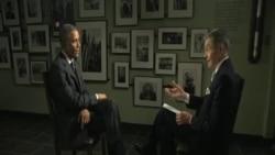 奧巴馬稱與伊朗的核談判分歧縮小