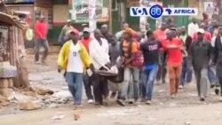 Manchetes Africanas 10 Agosto 2017: Tensão pós-eleitoral no Quénia