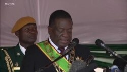 Zimbabwe President Sets 2030 Target for Country's Economic, Social Revival
