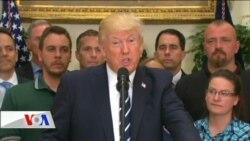 Trump 'Adaleti Engelliyor' İddialarına Öfkeli