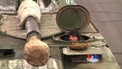 Ukraina jang maydonlarida Rossiya qurollari