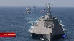VN 'cung cấp tàu chiến' cho cuộc tập trận Mỹ-ASEAN đầu tiên