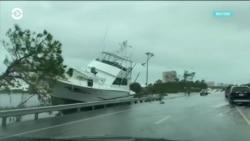 Катастрофическое наводнение в Алабаме и Флориде