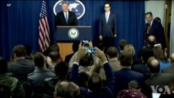特朗普宣布对伊朗石油及金融实施新制裁