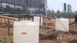 Fog Collector Transforming Maasai Water Harvesting in Kenya