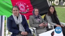 British Afghan Women on Hunger Strike to Protest Taliban's Treatment of Women in Afghanistan