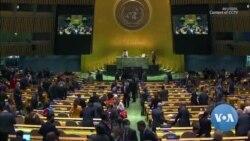 [글로벌 나우] 76차 유엔총회...기후변화∙아프간 등 논의