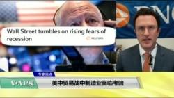 专家视点(叶文斌):美中贸易战中制造业面临考验