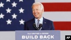 El candidato presidencial demócrata Joe Bieden está revelando poco a poco el plan económico de su campaña para las elecciones del 3 de noviembre.