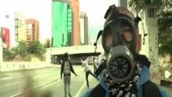 委內瑞拉抗議活動繼續國民衛隊成員被打死