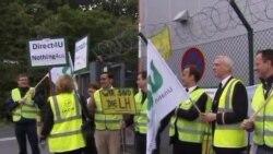 漢莎航空機艙服務員罷工影響歐洲旅客