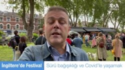 İngiltere'de Kurallar Kalktı Festivaller Başladı