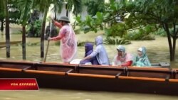 Truyền hình VOA 22/10/20: Cứu trợ lũ lụt: Dân tin ca sĩ hơn tổ chức quốc doanh