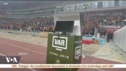 La page de sports avec Yacouba Ouédraogo