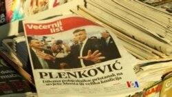 克羅地亞保守派議會選舉中暫時領先