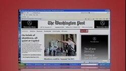 美国五大报头条新闻(2013年9月30日)