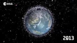 Scientists Deliberate Cleaning Space Junk