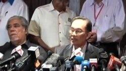 """马来西亚警方宣布反对派抗议""""违法"""""""