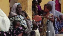 Small Steps to Normalcy for Boko Haram Kidnap Victims