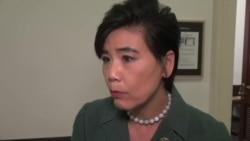 美议员:希拉里·克林顿当选有利亚太裔