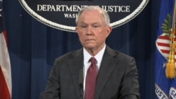 Sessions Recused Himself After 'Evaluating the Rules'