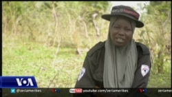 Aisha, një grua luftëtare kundër rebelëve të Boko Haramit