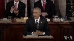 Obama na Afrika katika hotuba ya hali ya taifa