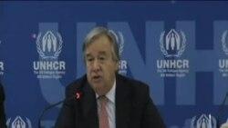 聯合國:世界難民人數達新高