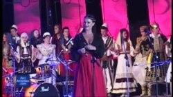 Shqiptaret e Amerikes ne Festivalin e Gjirokastres