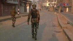 بھارتی کشمیر میں ہڑتال اور جھڑپیں