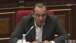 Մեկնարկեց ՀՀ ԱԺ ութերորդ գումարման երկրորդ նստաշրջանի առաջին նիստը