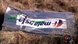 2014-10-14 美國之音視頻新聞: 荷蘭調查人員重返馬航班機失蹤現場
