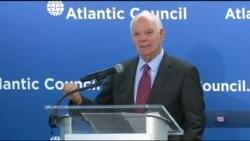 Сенатори США закликають до посилення санкцій щодо уряду РФ через порушення ним прав людини серед росіян. Відео