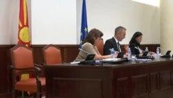 Законот за ЈО пред Собраниска комисија - суштинските амандмани сè уште на маса