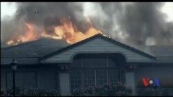 Час-Тайм: Каліфорнія потерпає від пожеж – 11 людей загинуло, близько ста вважають зниклими без вісти