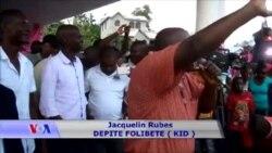 Ayiti-Eleksyon: Kanpay Elektoral la ap Vanse