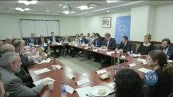 «Земельний» закон можуть ухвалити вже у березні, - говорять українські урядовці у Вашингтоні. Відео