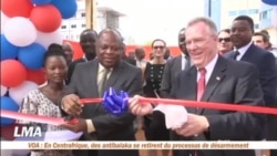 Lancement de VOA Afrique à Lomé