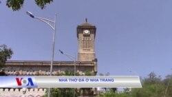 Nhà thờ Đá ở Nha Trang