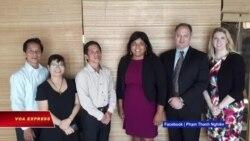 Phái đoàn tự do tôn giáo Mỹ gặp đại diện Vườn rau Lộc Hưng