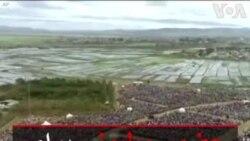 حضور میلیونی برای دیدار با پاپ فرانسیس در ماداگاسکار