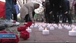 Washington'da Ankara İçin Buruk Anma Töreni