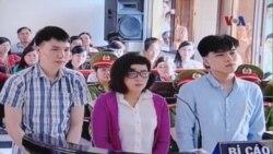 3 nhà hoạt động VN bị phạt tù về cáo buộc chống phá nhà nước